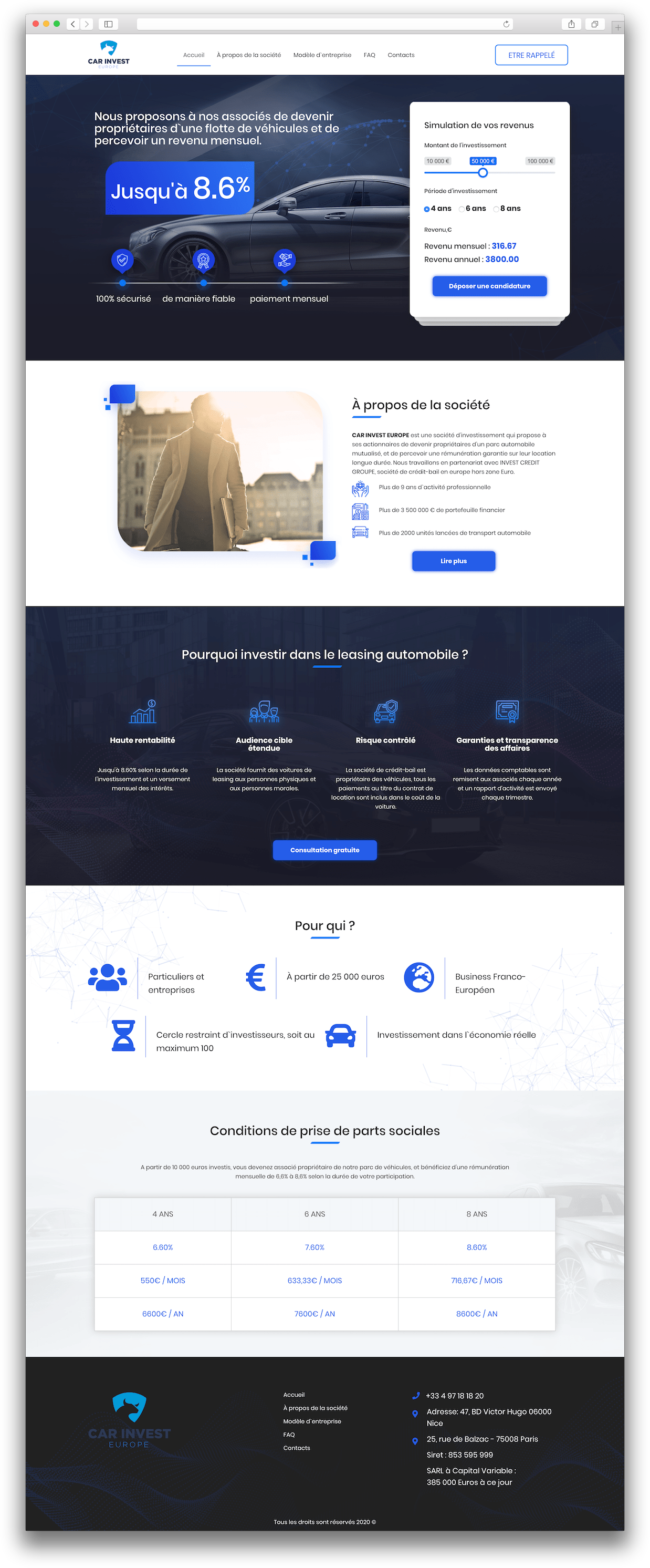 SHome page_ite developing portfolio
